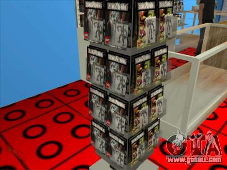 The LEGO shop for GTA San Andreas seventh screenshot