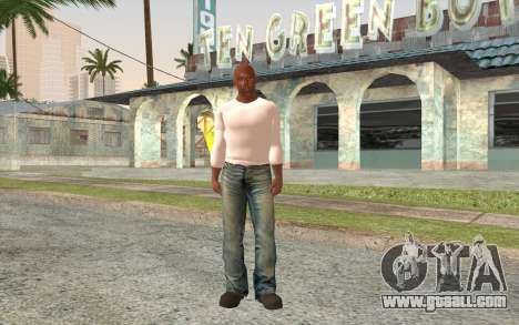 Tyrese Gibson from the fast and the furious 2 for GTA San Andreas