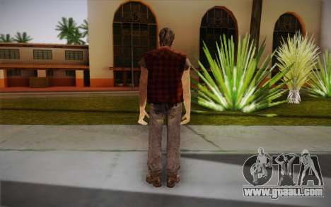 New homeless for GTA San Andreas second screenshot