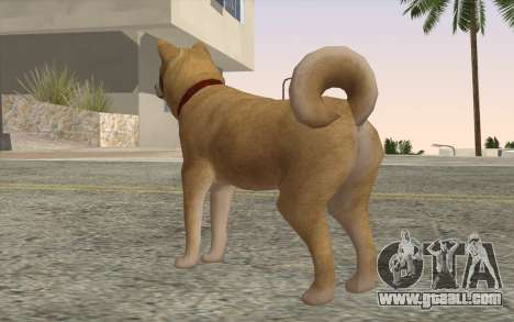 Dog for GTA San Andreas second screenshot