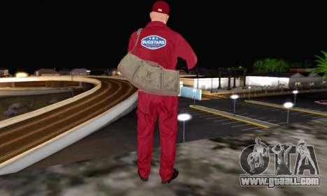 Bug Star Robbery for GTA San Andreas fifth screenshot