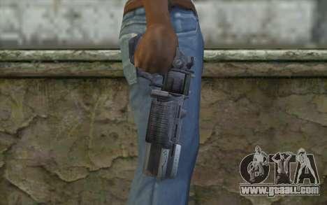 Mercy Gun for GTA San Andreas third screenshot