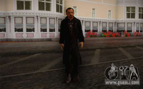 Gary King for GTA San Andreas