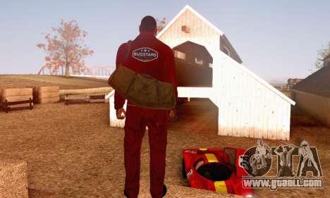 Bug Star Robbery 2 No Cap for GTA San Andreas fifth screenshot