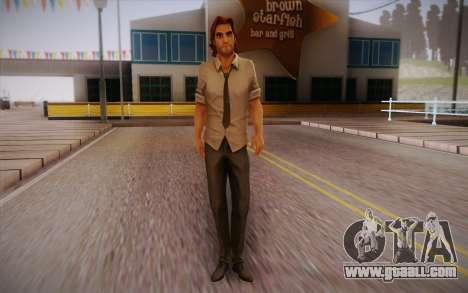 Bigby Wolf for GTA San Andreas