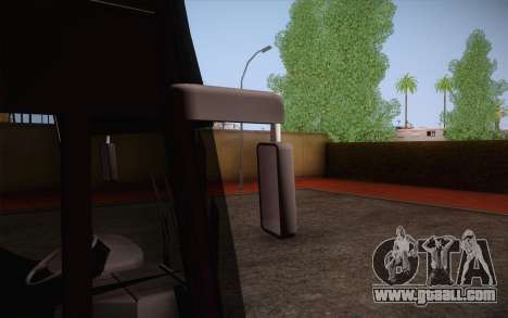Mercedes-Benz Argentina Thailand Bus for GTA San Andreas inner view