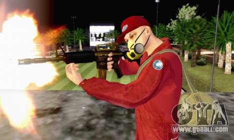 Bug Star Robbery for GTA San Andreas third screenshot