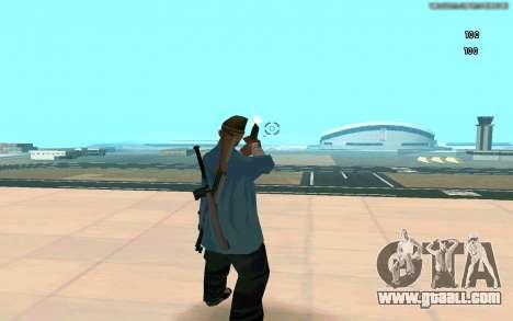 Eternal sight for GTA San Andreas fifth screenshot