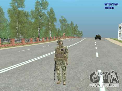Alfa Antiterror for GTA San Andreas twelth screenshot