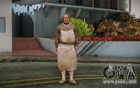 Cook for GTA San Andreas