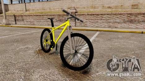 GTA V Mountain Bike for GTA 4