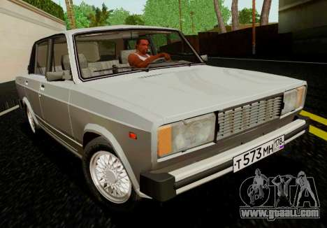 VAZ-2105 for GTA San Andreas