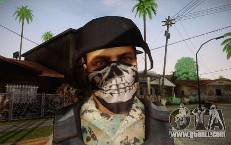 Desmadroso v6 for GTA San Andreas third screenshot