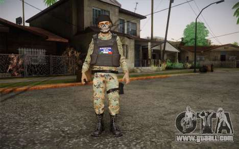 Desmadroso v6 for GTA San Andreas