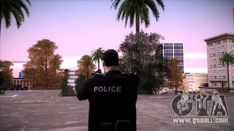 Special Weapons and Tactics Officer Version 4.0 for GTA San Andreas eleventh screenshot