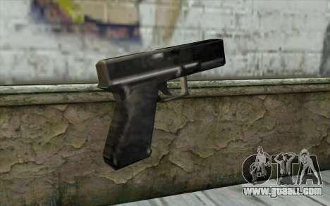 Glock 17 for GTA San Andreas second screenshot