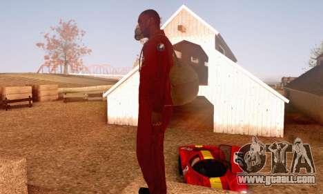 Bug Star Robbery 2 No Cap for GTA San Andreas forth screenshot