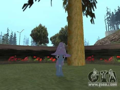 Trixie for GTA San Andreas third screenshot