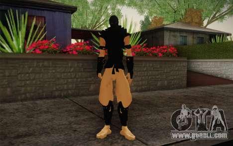 Ninja for GTA San Andreas