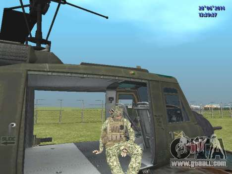 Alfa Antiterror for GTA San Andreas eighth screenshot