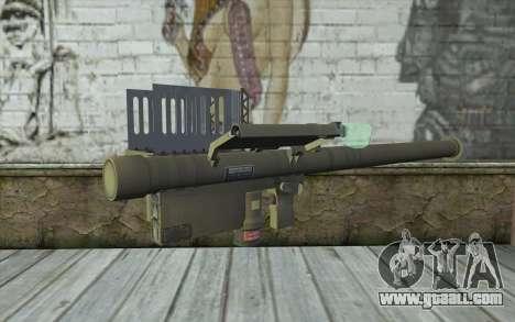 FIM-92 Stinger for GTA San Andreas