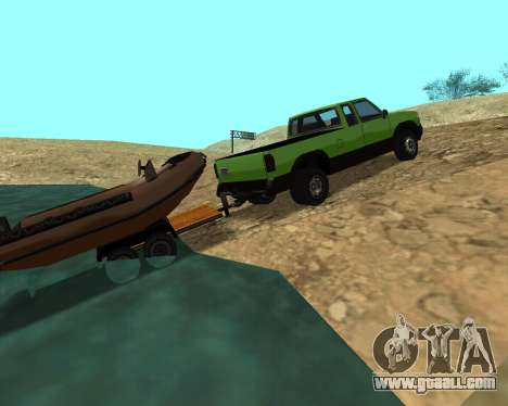 New Pickup for GTA San Andreas engine