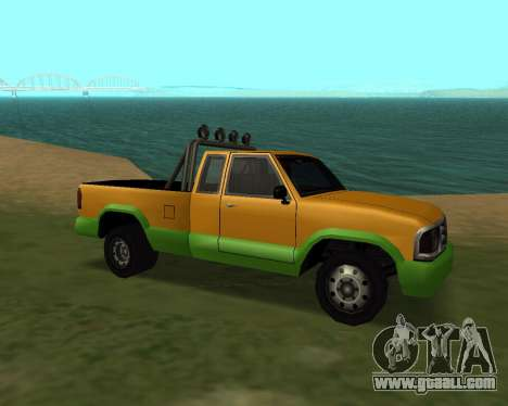 New Pickup for GTA San Andreas left view