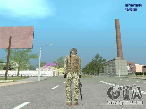 Alfa Antiterror for GTA San Andreas eleventh screenshot