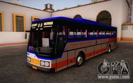 Mercedes-Benz Argentina Thailand Bus for GTA San Andreas