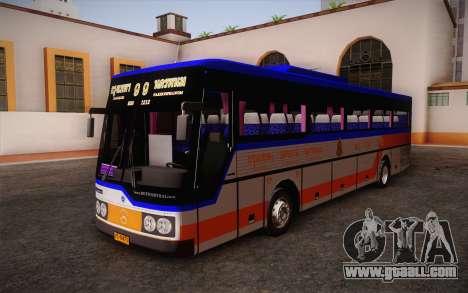 Mercedes-Benz Argentina Thailand Bus for GTA San Andreas