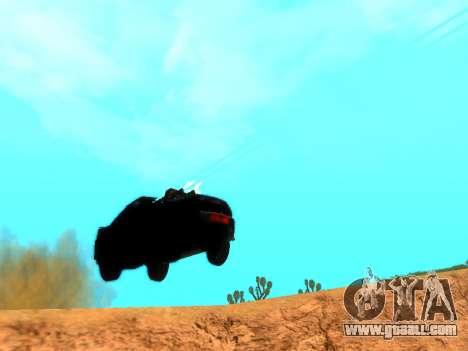 ENBSeries Realistic Beta v2.0 for GTA San Andreas seventh screenshot