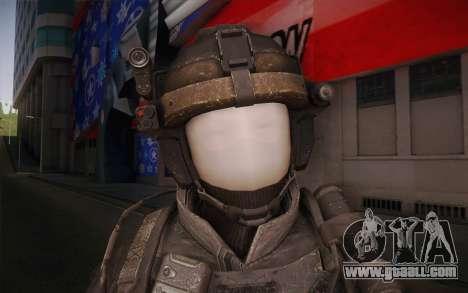 U.S. Secret Service Operative for GTA San Andreas third screenshot