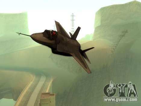 ENBSeries Realistic Beta v2.0 for GTA San Andreas fifth screenshot