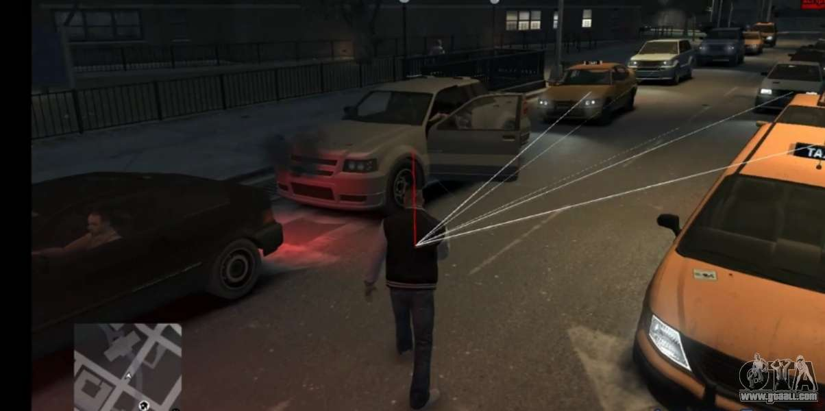 Watch Dogs Style MOD for GTA 4
