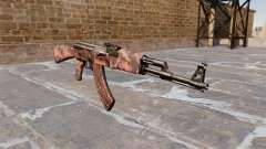 The AK-47 Red tiger