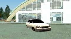 Lada 2170 Priora sedan for GTA San Andreas