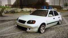 Hyundai Polis TR for GTA San Andreas