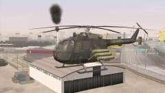 Bo-105 for GTA San Andreas