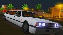Vincent Limousine for GTA San Andreas