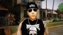M. Shadows Skin for GTA San Andreas