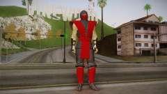 Classic Ermac из MK9 DLC