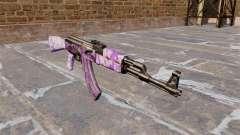 The AK-47 Purple camo