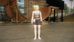 Lucy Heartfilia for GTA San Andreas