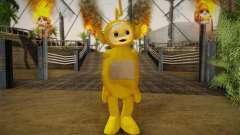 Lyalya from Teletubbies for GTA San Andreas