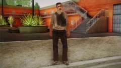 Maddog Skin из The Raid for GTA San Andreas