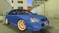 Subaru Impreza WRX STI 2005 седан for GTA Vice City