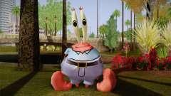 Mr. Crabs for GTA San Andreas