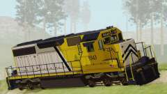GTA V Trem 2 for GTA San Andreas