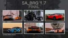 SA Beautiful Realistic Graphics 1.7 Final for GTA San Andreas