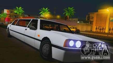 Vincent Limousine for GTA San Andreas